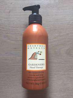 Crabtree & Evelyn Gardener's Hand Therapy Moisturizer 250G