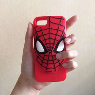 iPhone 5s Spiderman Case