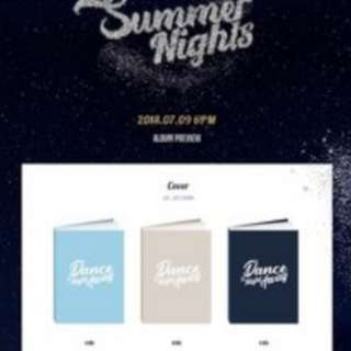[PO] Twice - Summer Nights 2nd Special Album
