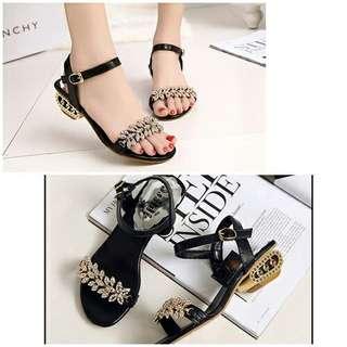 Sepatu Heels Elegan Wanita 4CM-SHS6692