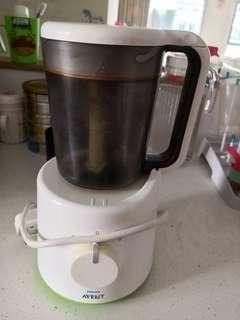 Philips Food Steamer and Blender