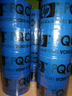 Lakban perekat Hp Lucky tape warna Biru 48mm