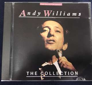 Andy Williams The Collection CD