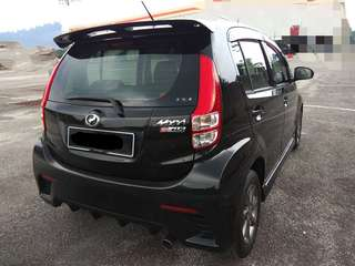 PERODUA MYVI 1.5 SE (A) 1 LADY TEACHER OWNER VERY LOW MILEAGE 100% ACCIDENT FREE .