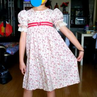 Girl Kids Dress