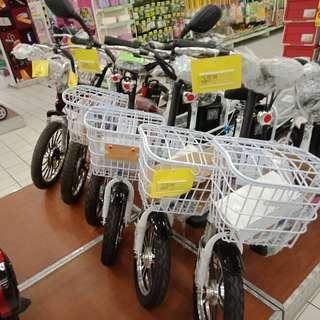 Sepeda murah cuma 199 ribu