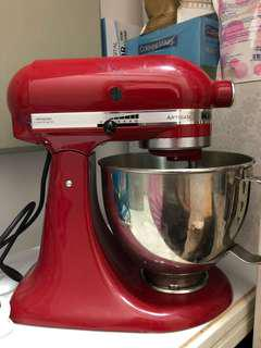 Preloved Kitchenaid Stand Mixer 5KSM150