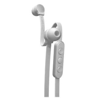 Jays A-Jays Four+ Earphones with Mic for Android (White/Silver)