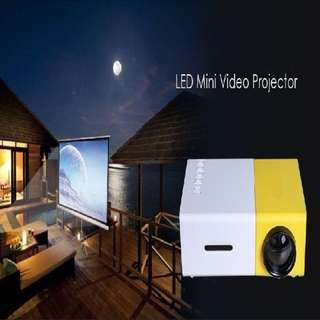 Mini portable pocket projector