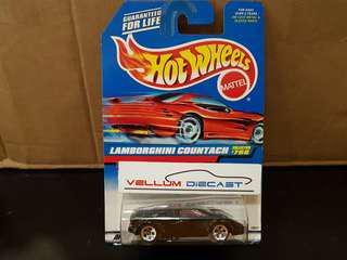 001 0007 Hot Wheels Lamborghini