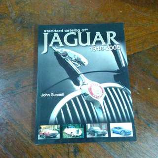 Standard Catalog Of Jaguar 1946-2005