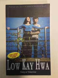 🚚 Today or Tomorrow: Low Kay Hwa