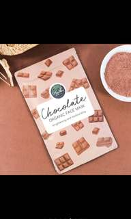 Crushlicious Chocolate Organic Face Mask
