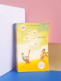DISC 10% ALL ITEM MUST GO! BEFORE : 26K Do re mi fa do la ti do (vol.1)