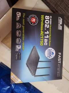 Asus Wireless Router RT-AC1750