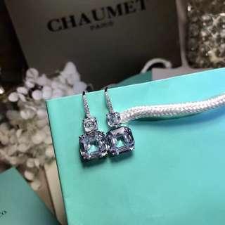 Tiffany&Co耳釘