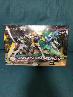 PS4 New Gundam Breaker PREMIUM EDITION