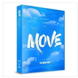 [PO] Shinhwa - Shinhwa 19th Anniversary Summer Live (Move) DVD