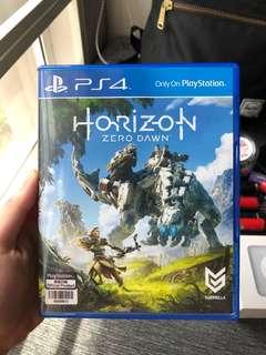 Horizon Zero Dawn- PS4