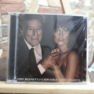 Tony Bennett & Lady Gaga - Cheek to Cheek (Deluxe)