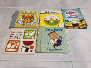 Baby books for blessing