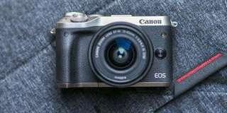 Kredit Canon M6 Bandung Kredit Cepat Kamera