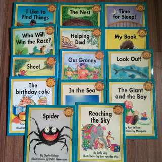 16 Sunshine Books Level 1
