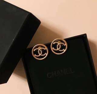 Chanel 耳環