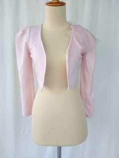 Jacket corp pink