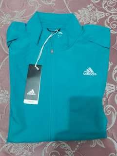 🚚 正品 愛迪達 全新 Adidas 防曬 遮陽 運動 透氣 外套 休閒 名牌