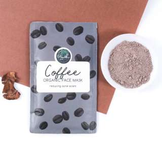 Crushlicious Coffee Organic Face Mask