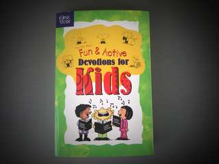 Fun n Active Devotions for Kids
