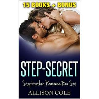 🚚 Step-Secret: Stepbrother Romance Box Set
