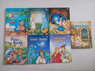 Mini Storybooks
