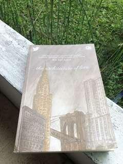 The Architecture of love - Ika Natassa