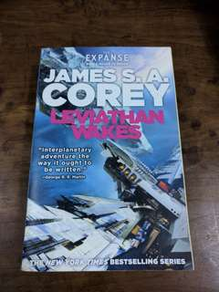 Leviathan Wakes by James SA Corey (The Expanse Book 1)