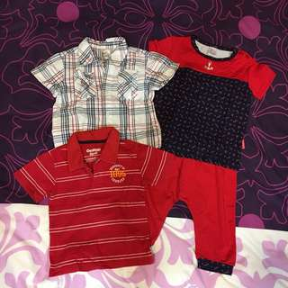 Toddler clothes (18-36mth)