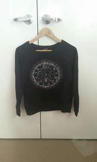 ☆zodiac signs sweatshirt