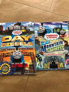 Thomas & Friends Books