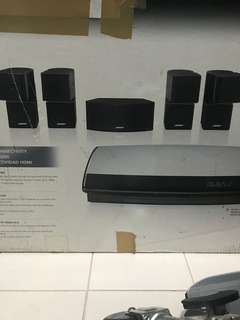 Bose Lifestyle 35 Series IV