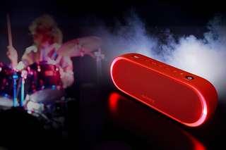 Sony SRS-XB20無線藍牙Bluetooth Speaker喇叭音箱(紅色)
