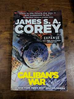 Caliban's War by James SA Corey (The Expanse Book 2)