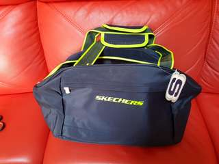 (New) Authentic Sketchers Gym Bag
