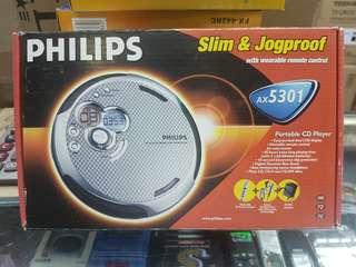 PHILIPS SLIM & JOGPROOF DISMAN