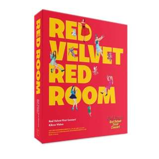 [PO] (Kihno Video) Red Velvet - First Concert Red Room