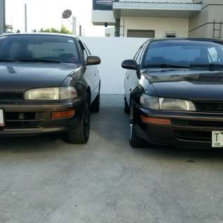 For Sale or Swap Toyota Sprinter