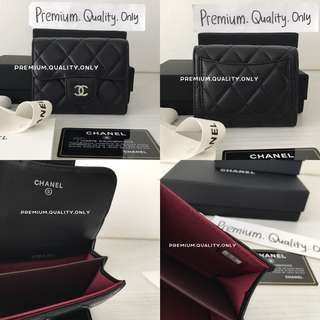 Ready Stock Chanel Coins / Card Pouch