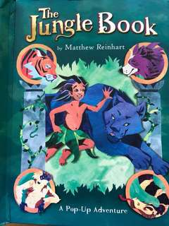 The Jungle Book - A Pop Up Adventure