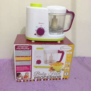 Autumnz Baby Food Processor
