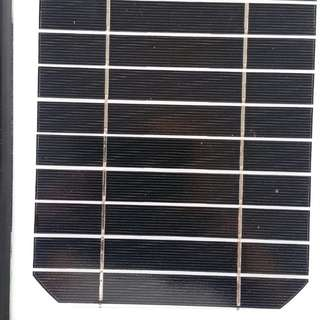 Solar Panel with USB port